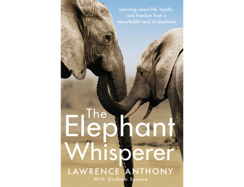 NEW EDITION OF THE ELEPHANT WHISPERER – NEW COVER, WITH TWO ADDITIONAL CHAPTERS