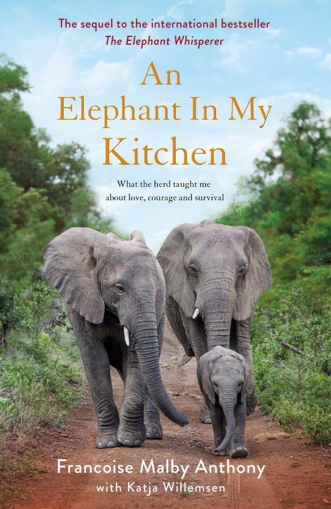 An Elephant in My Kitchen, book by Francoise Malby-Anthony
